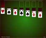 solitaire, 3 pass